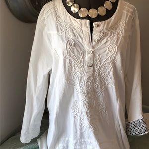 Parsley & Sage boutique brand shirt